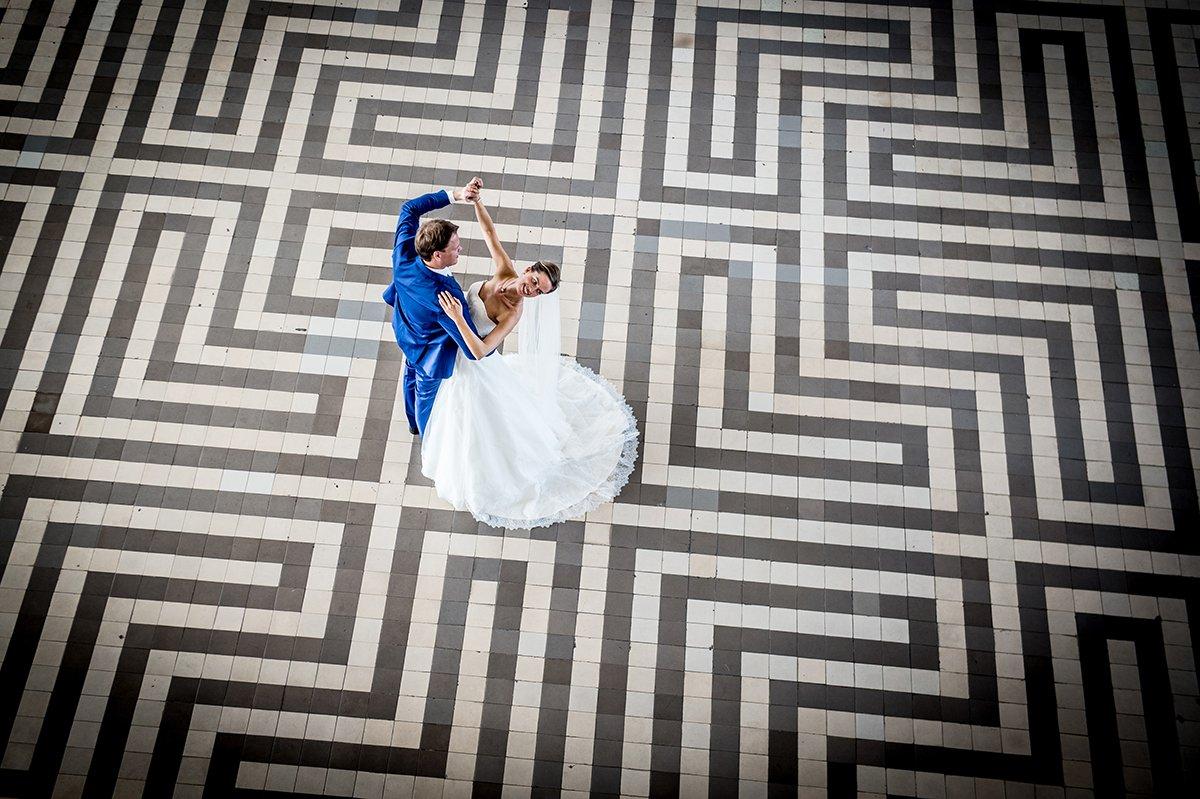 Bruiloftreportage - Arjan en Esther