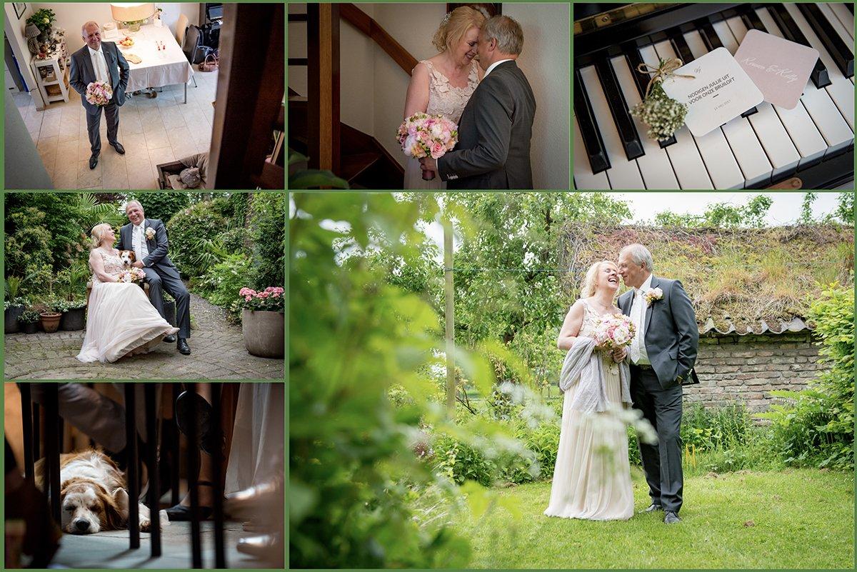 Bruiloftreportage - Ketty en Remco
