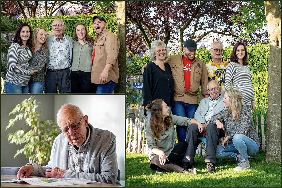 Gezins en familie reportages - Margien de Vries